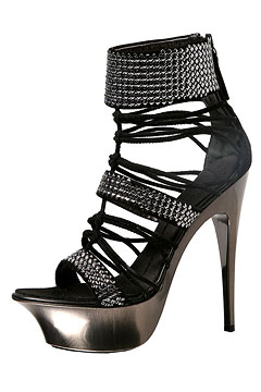 Zanotti's Christmas Shoe