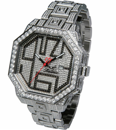 The Octagonal Haimov Watch