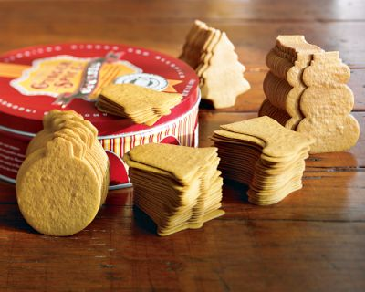 Moravian Spice Cookies from Williams-Sonoma