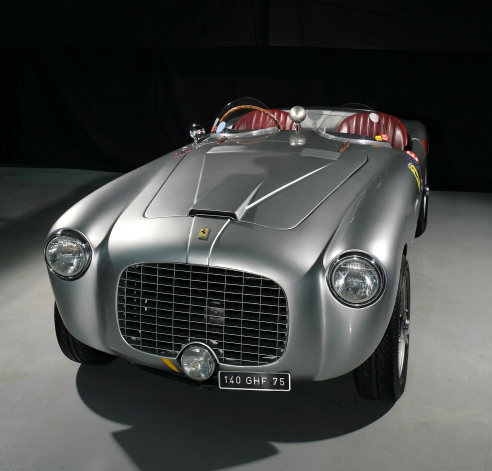 1951 Ferrari 212 Export Spider