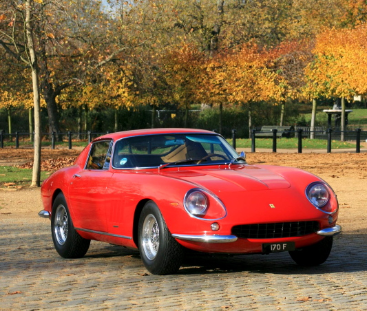 1967 Ferrari 275GTB/4