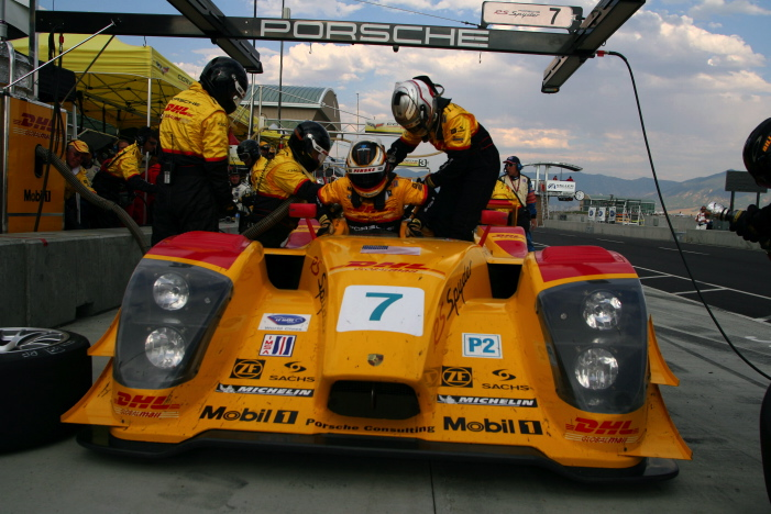 RS Spyder Type 9R6