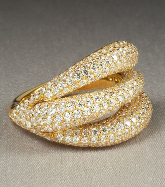 Di Modolo Full Pave Ring