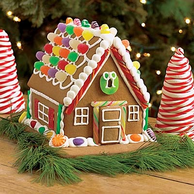 Stonewall Kitchen Gingerbread House