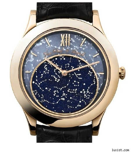 Van Cleef &amp; Arpels Midnight in Paris Watch