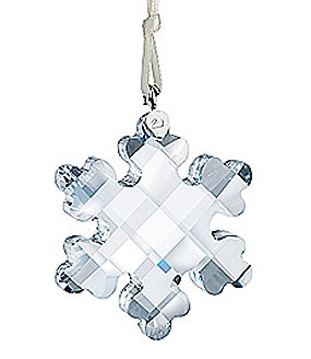 Swarovski Moments Samanta the Snowflake Ornament