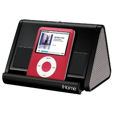 Portable Speaker System For Your MP3 Player