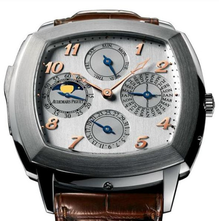 Audemars Piguet Tradition Perpetual Calendar Minute Repeater Watch - Luxist