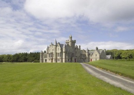 Balfour castle ireland