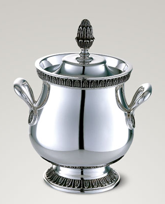 Malmaison Lidded Sugar Bowl