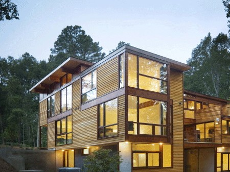 Luxury photos and articles stylelist for Dwell prefab homes cost