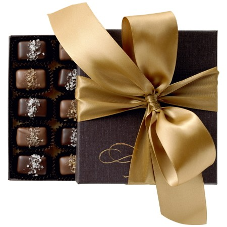 A Presidential Favorite Echoes Salted Caramel Trend - Luxist :  chocolate goodies obama