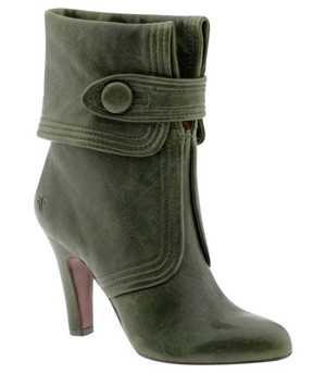 Frye Ava Button Boot
