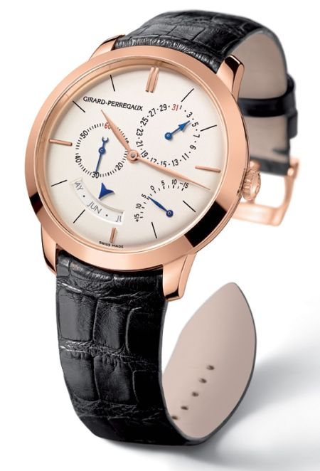girard perregaux equation of time