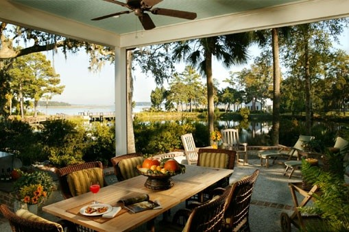 Palmetto Bluff Resort in Bluffton, SC