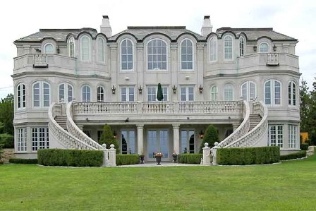 Grand Beach, Michigan, Estate of the Day - Luxist from luxist.com