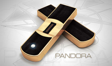 Pandora USB Flash Drive