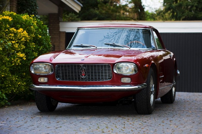 1962 Maserati 5000GT Coup 