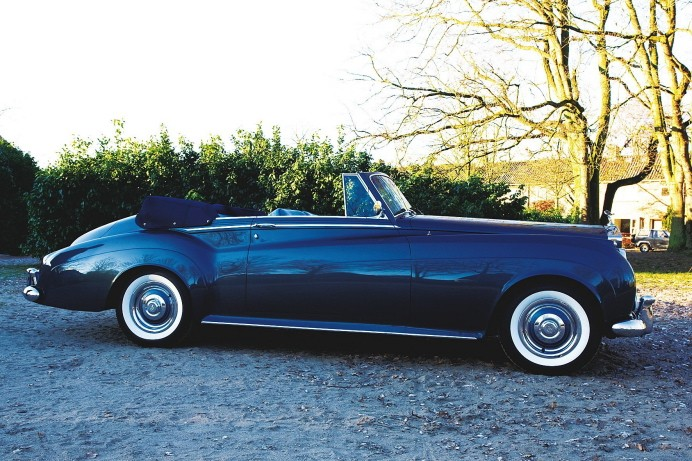 1961 Rolls-Royce Silver Cloud II Drophead Coup