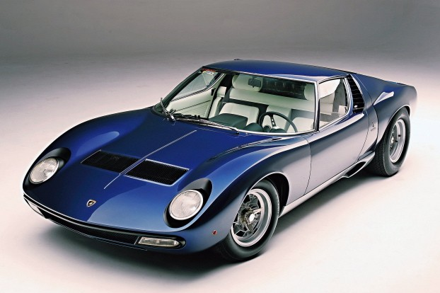 Miura SV built for the Shah of Iran
