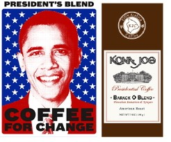 Barack Obama Coffees