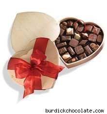 Wood Heart Set by L.A. Burdick