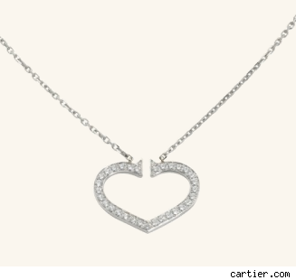 Hearts of Cartier Pendant