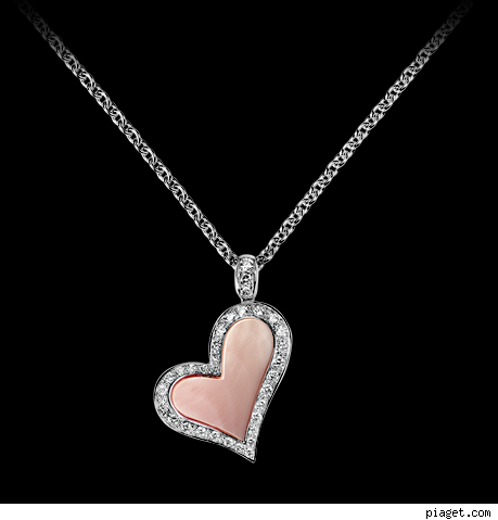 Heart-Shaped Pendant