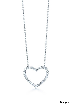 Tiffany Hearts Pendant
