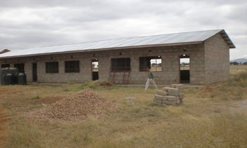 Emboreet Secondary School in Tanzania