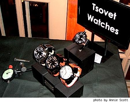 Tsovet Time Instruments Display