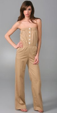 Twelfth St. by Cynthia Vincent Strapless Jumpsuit