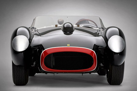 Rare Ferrari 250 Testa Rossa Expected to Shatter Records at RM Auction - Luxist
