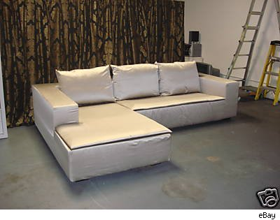Jenna Jameson's couch