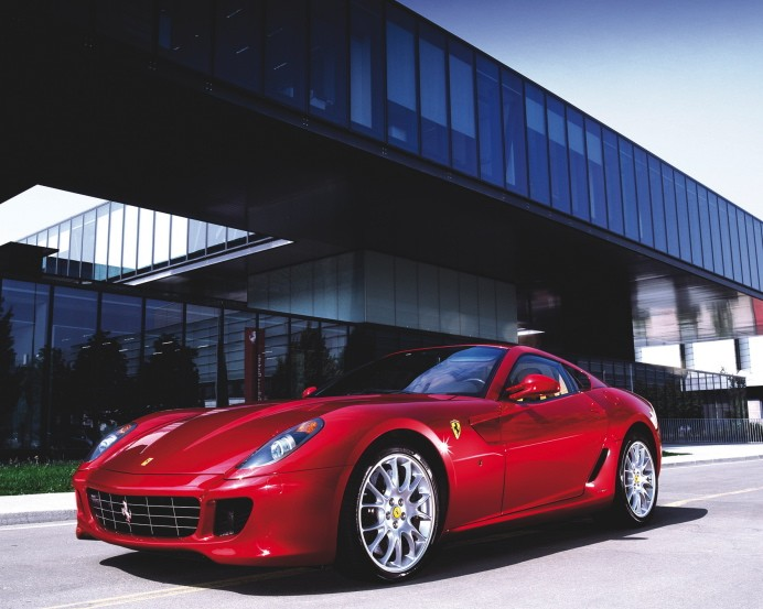 2006 599 GTB Fiorano