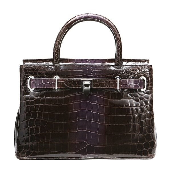 Asprey Crocodile Bag