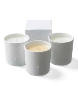 Bamford Scented Candles in Joy and Peace