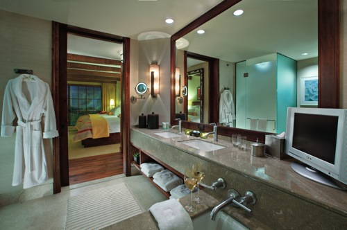 Bathroom, Ritz-Carlton, Dove Mountain