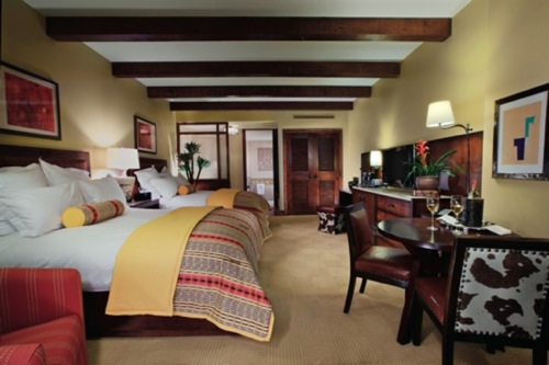 Guest room, Ritz-Carlton, Dove Mountain