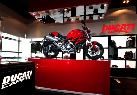 motorbike showroom gta