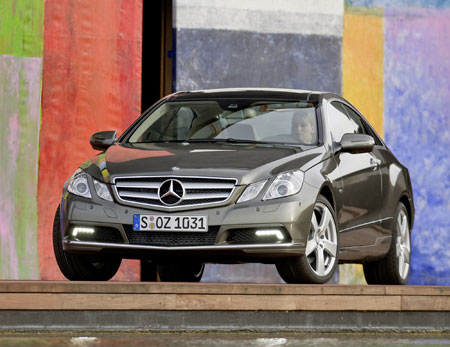 mercedes e class