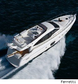 Ferretti Yachts