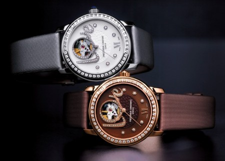 Frederique Constant Love Heart Beat Watch For Valentine's Day