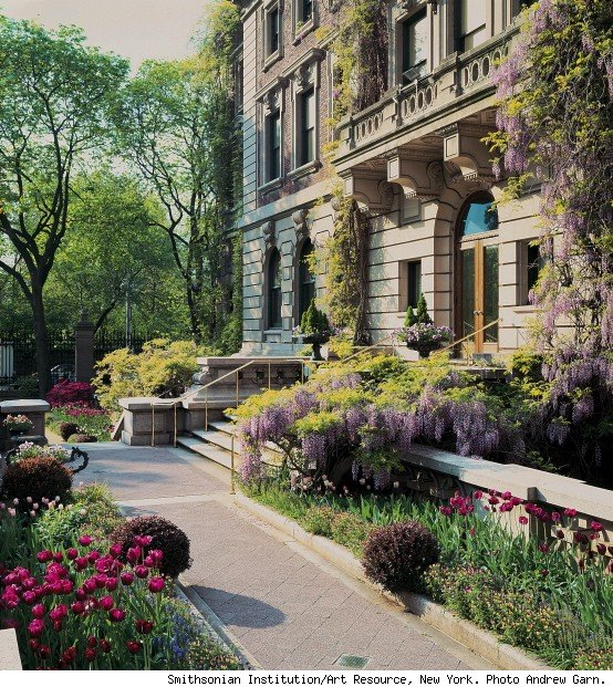 Cooper-Hewitt, National Design Museum (former Carnegie Mansion)