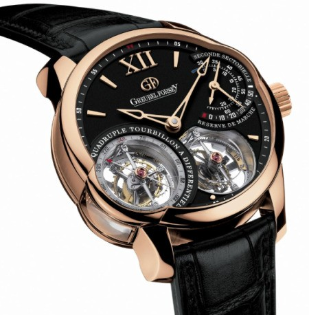 greubel forsey tourbillon watch