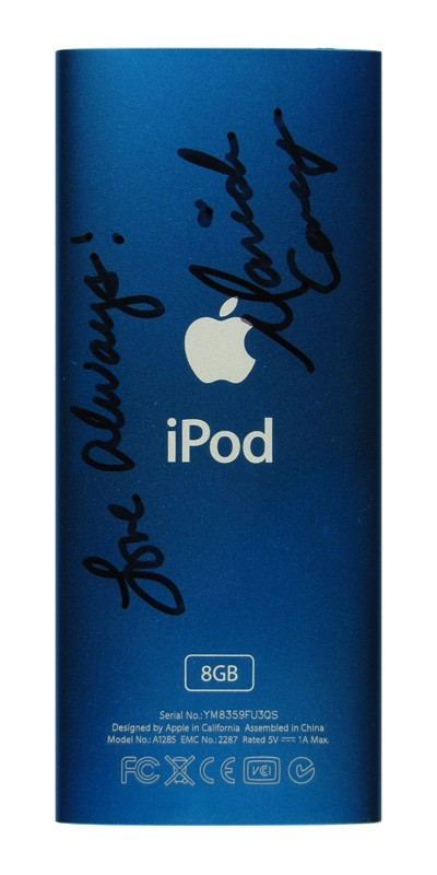 mariah carey ipod