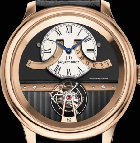 Jaquet Droz Tourbillon Reserve de Marche Watch