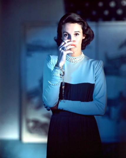 Babe Paley Wearing Verdura Jewels