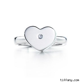 Paloma Picasso Modern Heart Ring