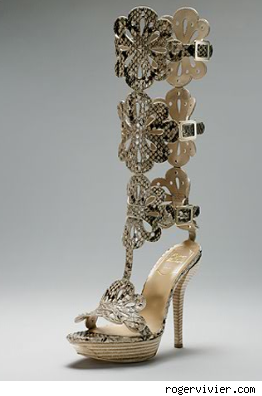 Roger Vivier's 2009 Spring/Summer Shoes - Luxist